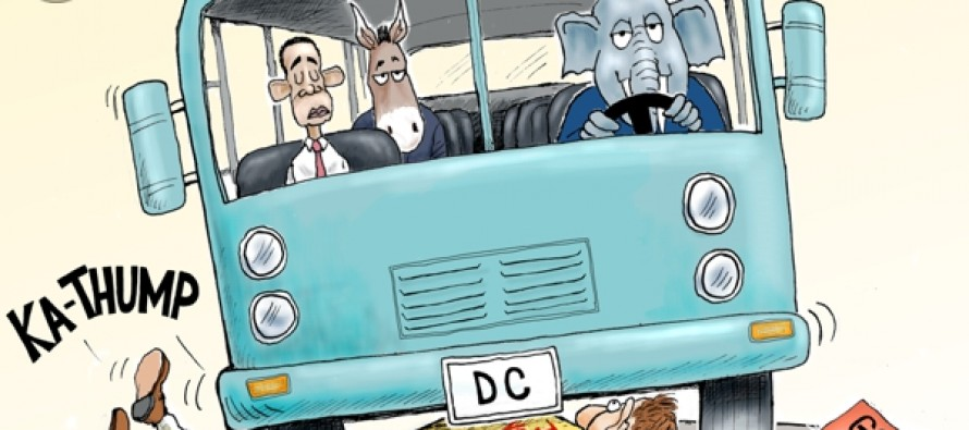 Under The Crony-Bus