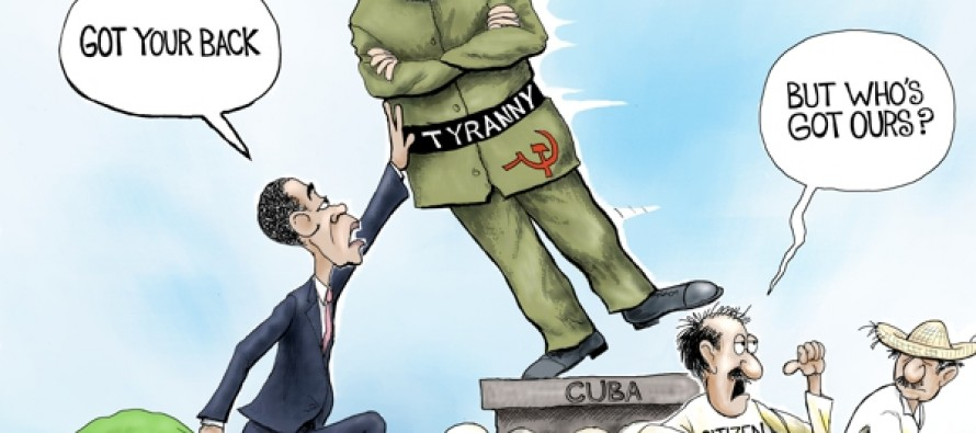 Propped Up (Cartoon)