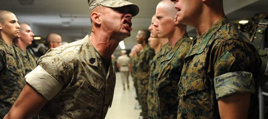 See the Difference: US Army Drill Sergeant vs. USMC Drill Instructor (VIDEO)
