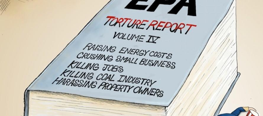 EPA Torture Report (Cartoon)