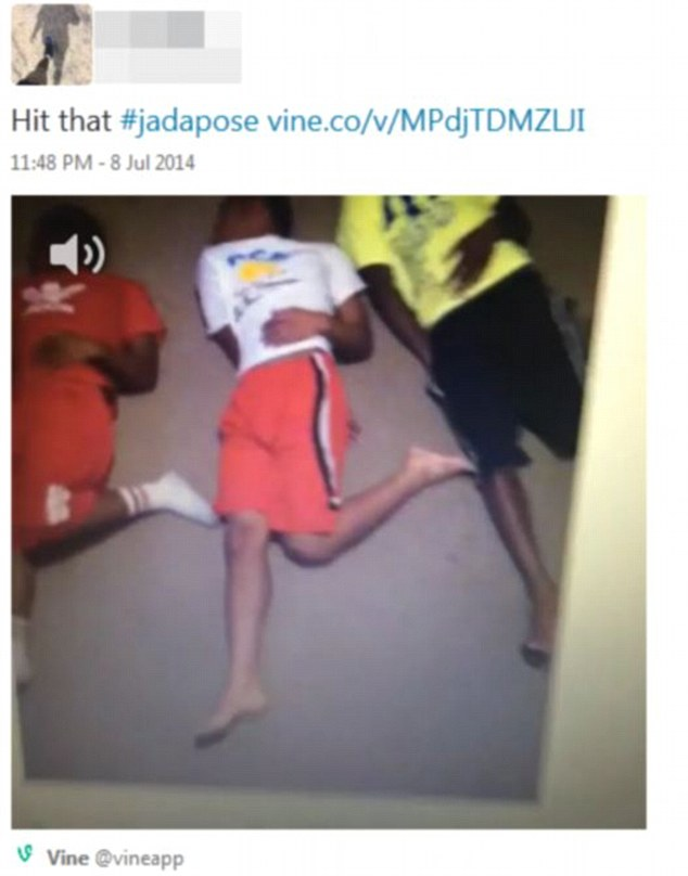 Jadapose tweet