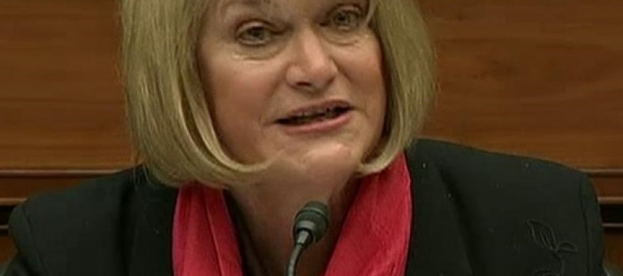 [VIDEO] While Describing what Obamacare Did to Her Husband, Congresswoman Holds Back Tears
