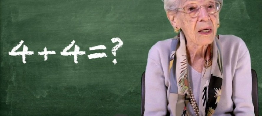 Watch This 100-Year-Old Teacher Explain Why She Really Hates Common Core