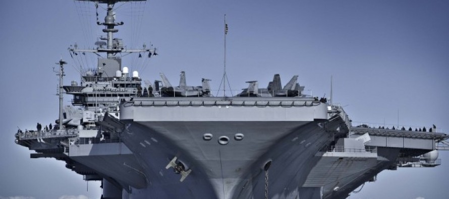 [VIDEO] What The U.S. Navy's First Laser Weapon Can Do To America's Enemies – The Future Is Here