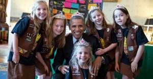 Obama-tiara