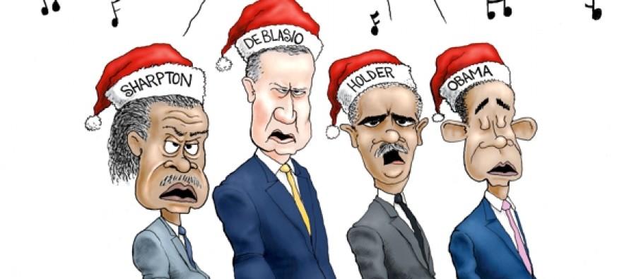 Season's Beatings (Cartoon)