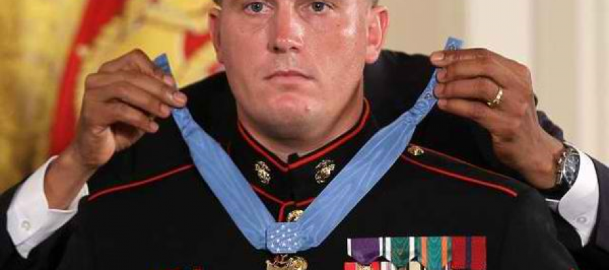 [INSPIRING VIDEO] Medal of Honor Recipient HUMILIATES the Race Rioters With These Simple Words