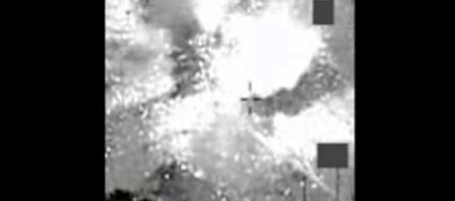 VIDEO: December 18 US Airstrike on Da'ish VBIED in Iraq