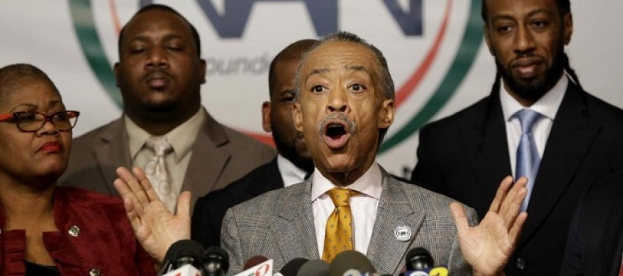 Failed Sharpton March in DC Only Draws a Few Thousand