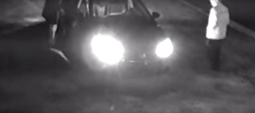 VIDEO: Attempted Carjacking Caught on Camera (Watch the Guy in White)