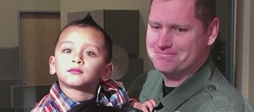 When a Police Body Cam Is Accidentally Turned On, It Catches Officer Saving Child's Life