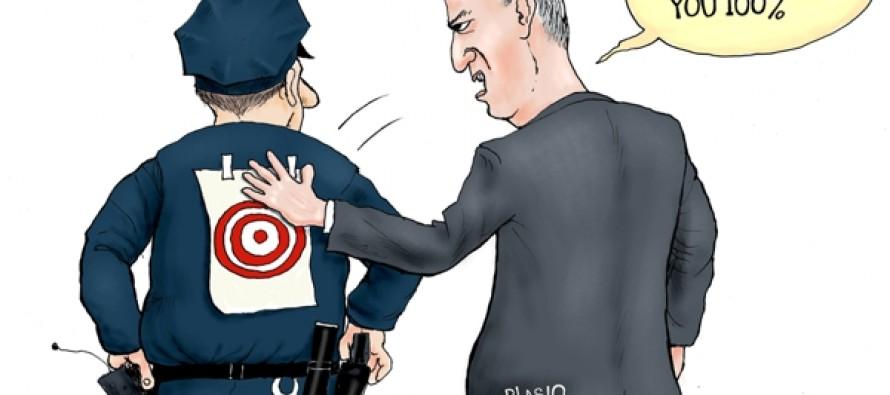 Pat On The Back (Cartoon)