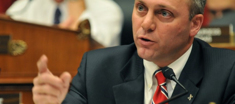 Steve Scalise Should Resign From His Leadership Post In The House