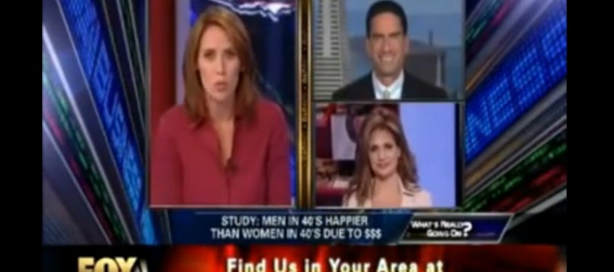 Male Reporter Takes On Sexist Female Reporters in Epic Smackdown