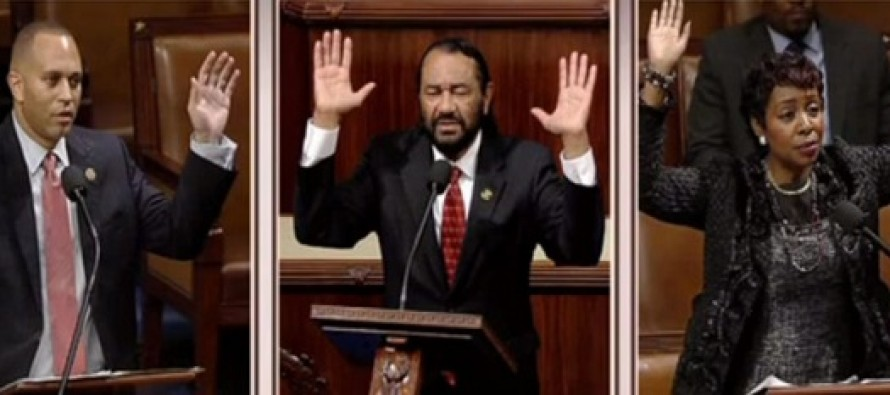 VIDEO: 'Lie, Lie, Lie': Scarborough Blasts the 'Hands Up' Congressmen
