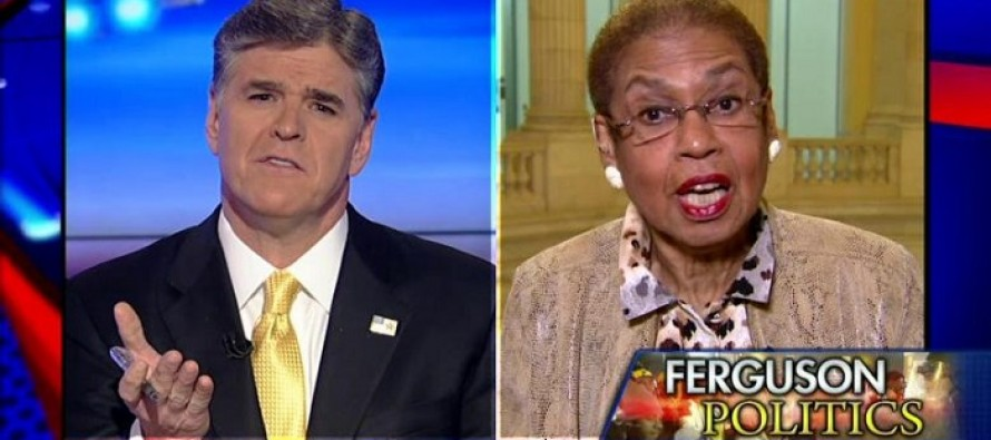Rep. Eleanor Holmes Norton Says The Facts In The Michael Brown Case Don't Matter