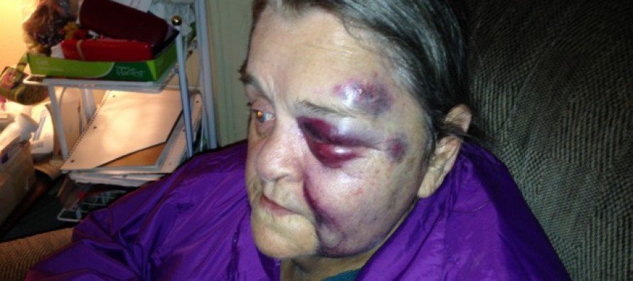 [VIDEO] A Badass Granny Attacks 3 Teen Punks Trying to Carjack Her