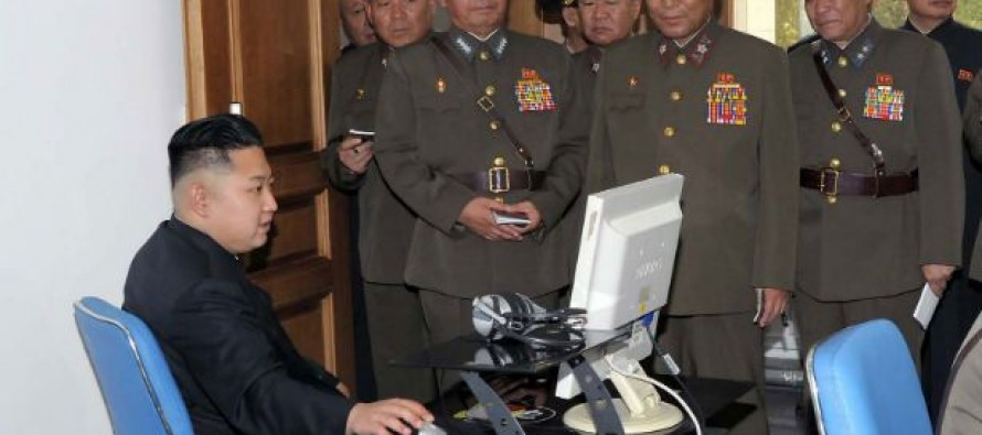 America Strikes Back For The Sony Hack! North Korea's Internet Is Down!