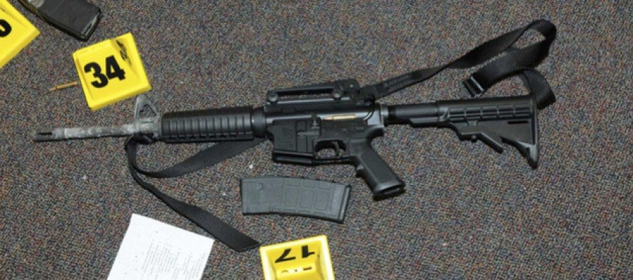 Families of Newtown Victims are Suing Maker and Seller of Rifle