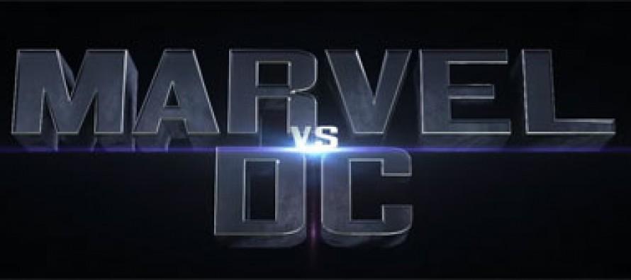 VIDEO: Marvel vs. D.C. in Epic Fan-Made Movie Trailer