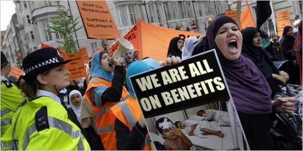 muslim welfare