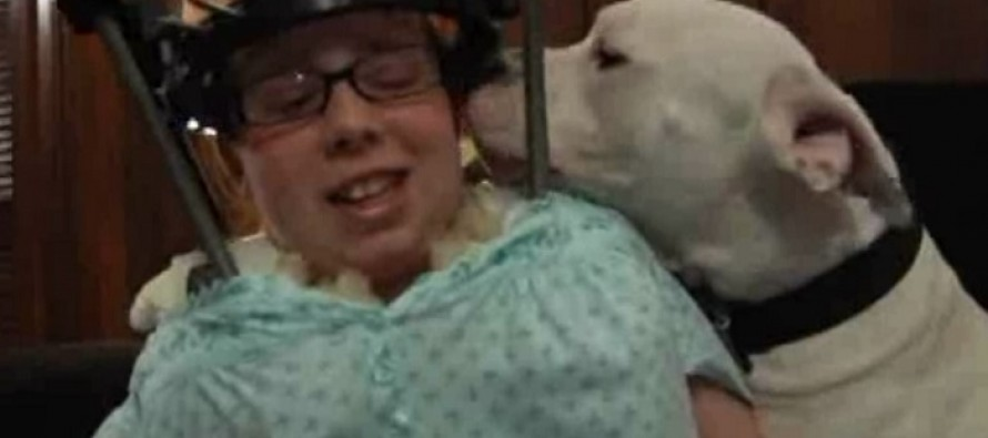 This Town's Plan to Take Away a Disabled Girl's Dog Shows Everything That is Wrong with Busybody Government