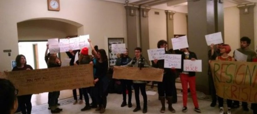 "Students at Oberlin Upset School Will Not Cancel ""F"" Marks For Blacks Students Who Didn't Study Because They Were Protesting Ferguson"