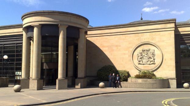 rape court