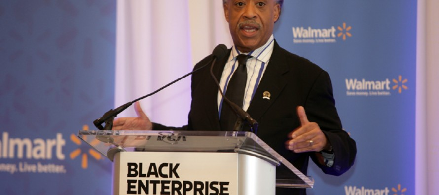 Wal-Mart Repeatedly Ignores Requests to Stop Funding Al Sharpton's Anti-#NYPD Campaigns