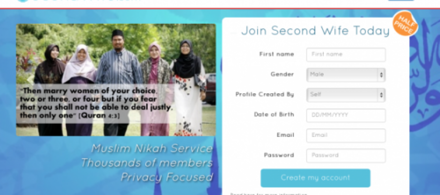 New Website Helps Muslim Men Find Eligible Second, Third Wives