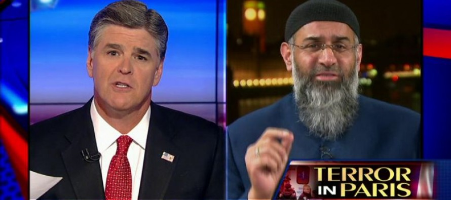 "VIDEO: Sean Hannity Lets Radical Muslim Leader Have It: ""I Still Think You're An Evil SOB"""