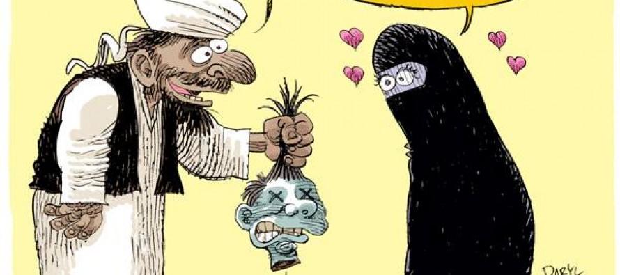 The Night of 1000 Anti-Islam Cartoons