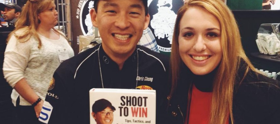 Counter Cultured Chats with Chris Cheng at SHOT Show