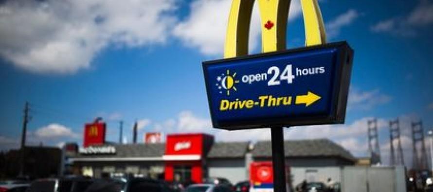 70-Year-Old Man Crushed in McDonald's Drive-Thru