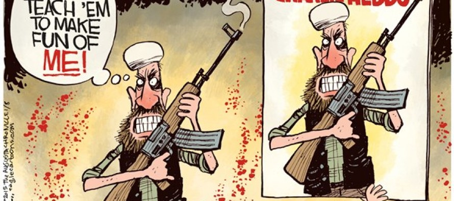Charlie Hebdo (Cartoon)