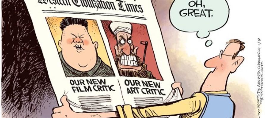 New Critics (Cartoon)