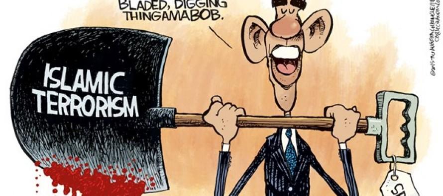 Islamic Terrorism (Cartoon)
