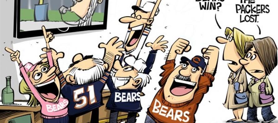 Bear fans (Cartoon)