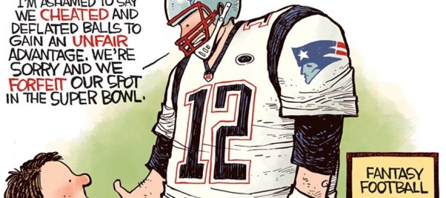 Fantasy Football (Cartoon)