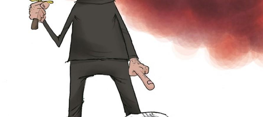 Islamophobia Justified (Cartoon)