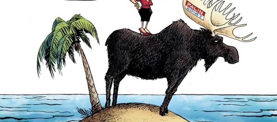 Palin for Prez (Cartoon)
