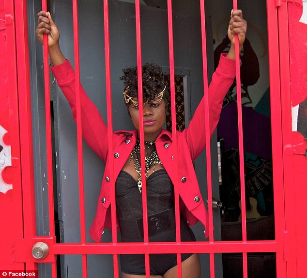 When Life Mimics Art: Photo Subject and Singer Charlotte Wonjah is facing REAL time behind bars after beating her son and killing his puppy