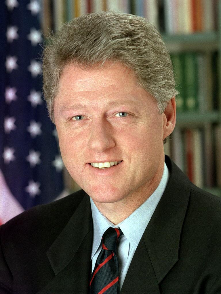 768px-44_Bill_Clinton_3x4