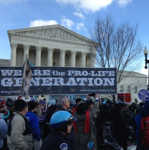 Abortion march dc 2 jan 2015