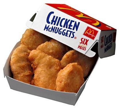 Chicken-McNuggets