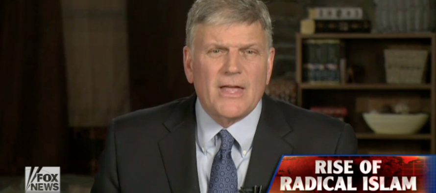 VIDEO: The 7 Faith-Filled Words Rev. Franklin Graham Said During Terrifying Plunging-Elevator Mishap