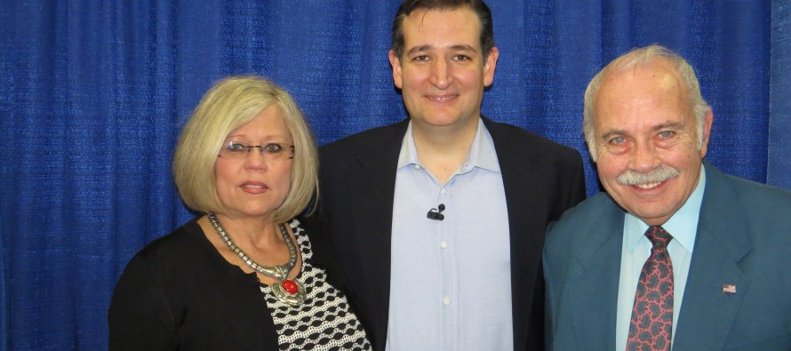 Trump, Carson & Cruz At The 2015 South Carolina Tea Party Convention