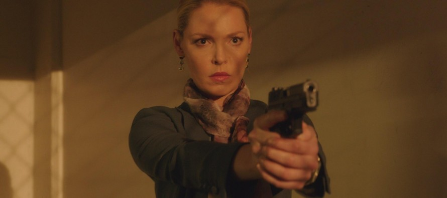 Kudos to Actress Katherine Heigl For Practicing Responsible Gun Use
