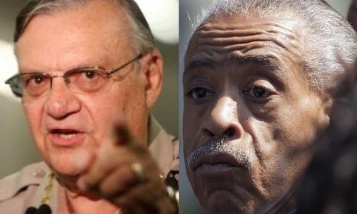 Sheriff-Joe-Arpaio-Al-Sharpton