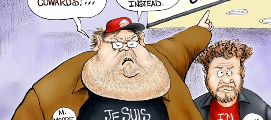 Cowards (Cartoon)